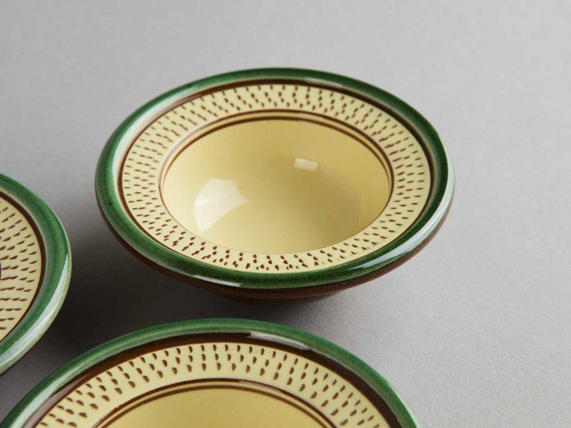 Saltskål Lys Hammerkrok fra Potteriet Røros. Foto: Tom Gustavsen